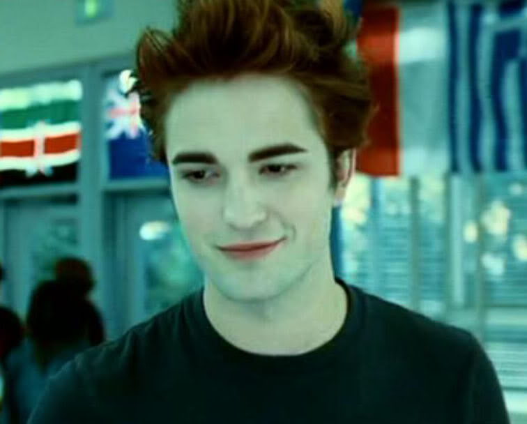 ... of one of the lead characters in the Twilight Saga — Edward Cullen